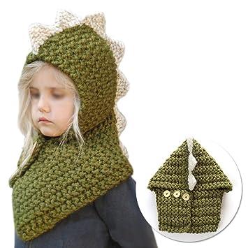 Vandot Unique Cute Fashion Lindo Diseño de Dinosaurios Coif Capucha ...
