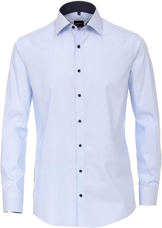 Venti 193158200 - Camisa para Hombre (Cuello Kent), diseño de ...