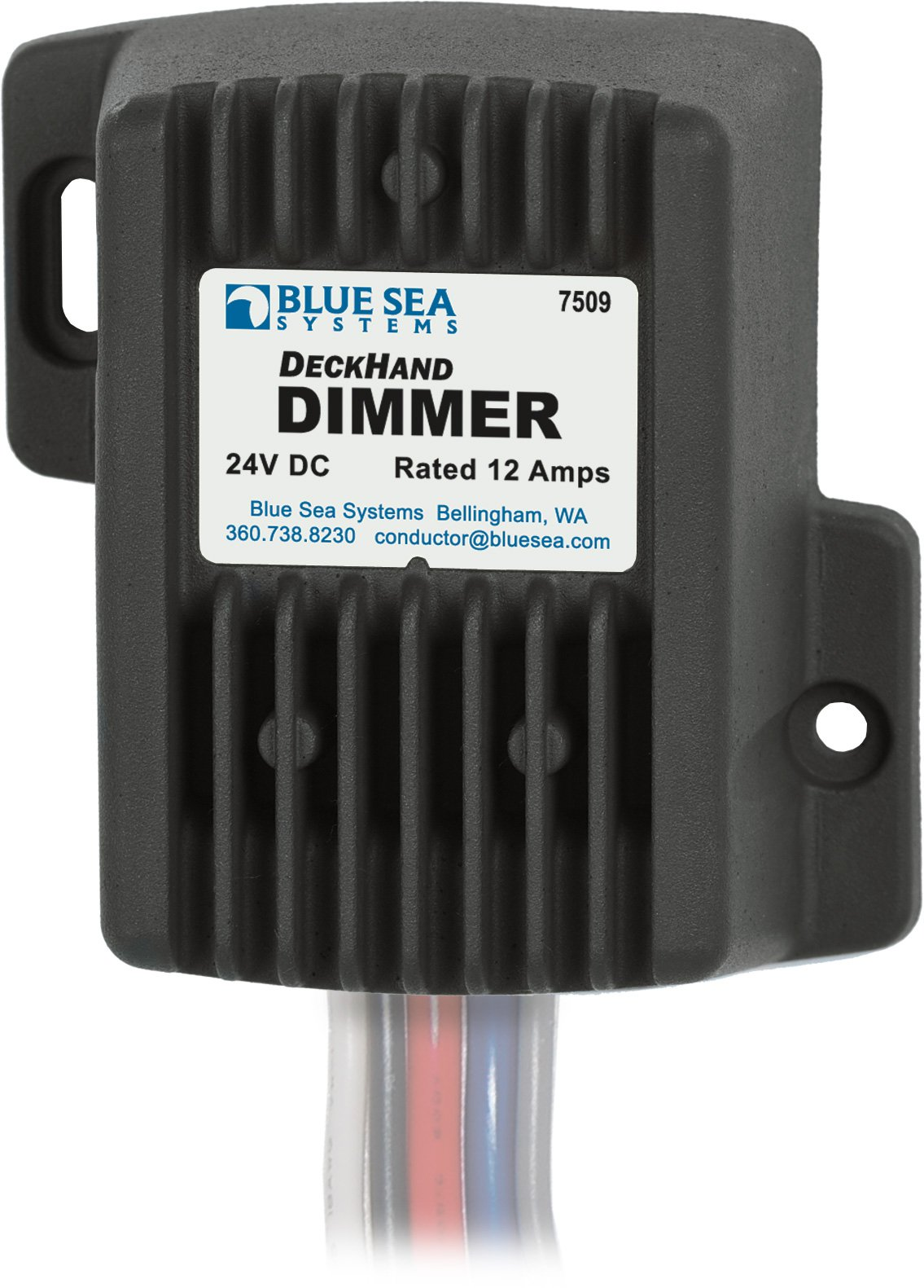 Blue Sea Systems 24V DC 12A Deckhand Dimmer
