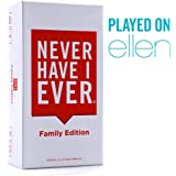 Never Have I Ever | Family Edition Ages 8+ | Fun Party Game for The Whole Family - Laugh About Your Past and Relive Your…