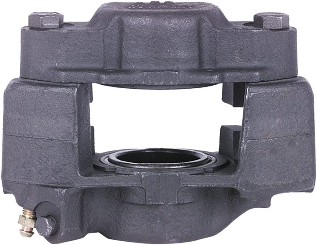 Unloaded Cardone 19-120 Remanufactured Import Friction Ready Brake Caliper