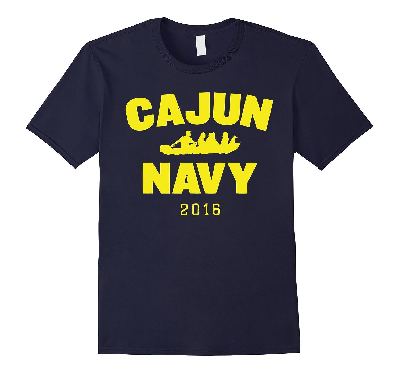 Cajun Navy 2016 T-Shirt-BN