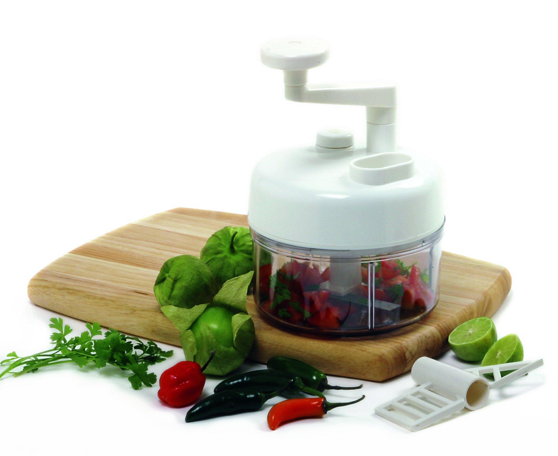 Norpro Mini Food Processor Salsa Maker
