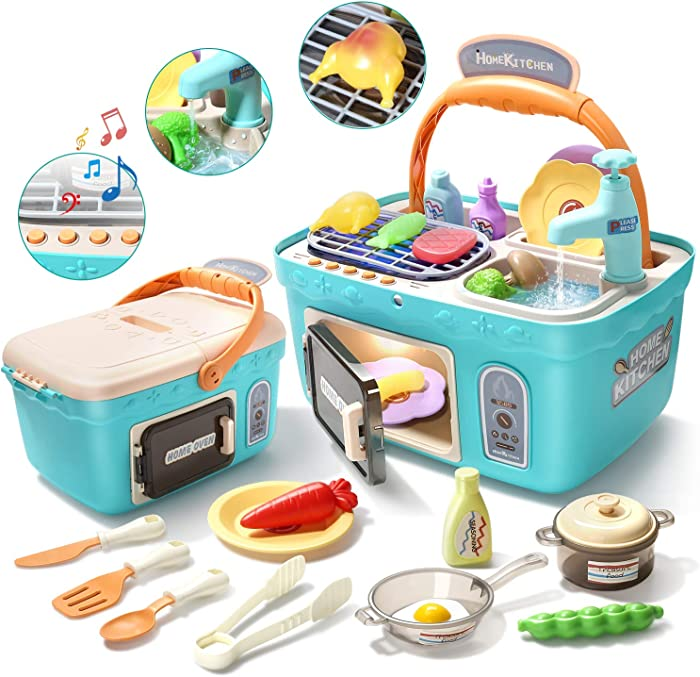 The Best Kids Play Kitchen Oven