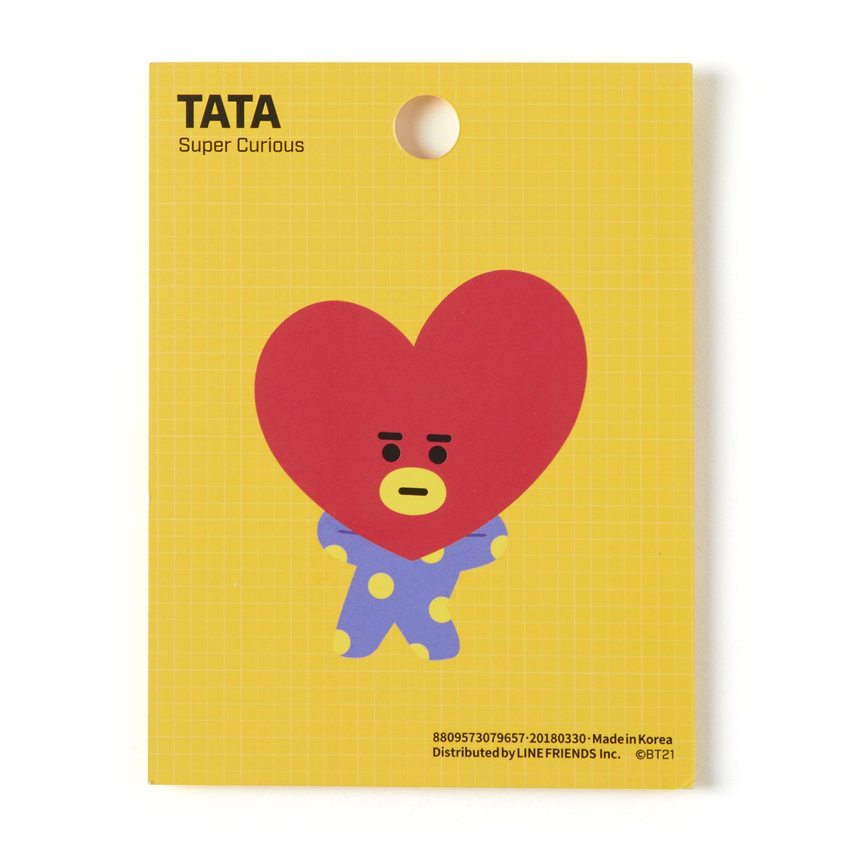 b4a452293407e Amazon.com : BT21 Official Merchandise by Line Friends - TATA ...