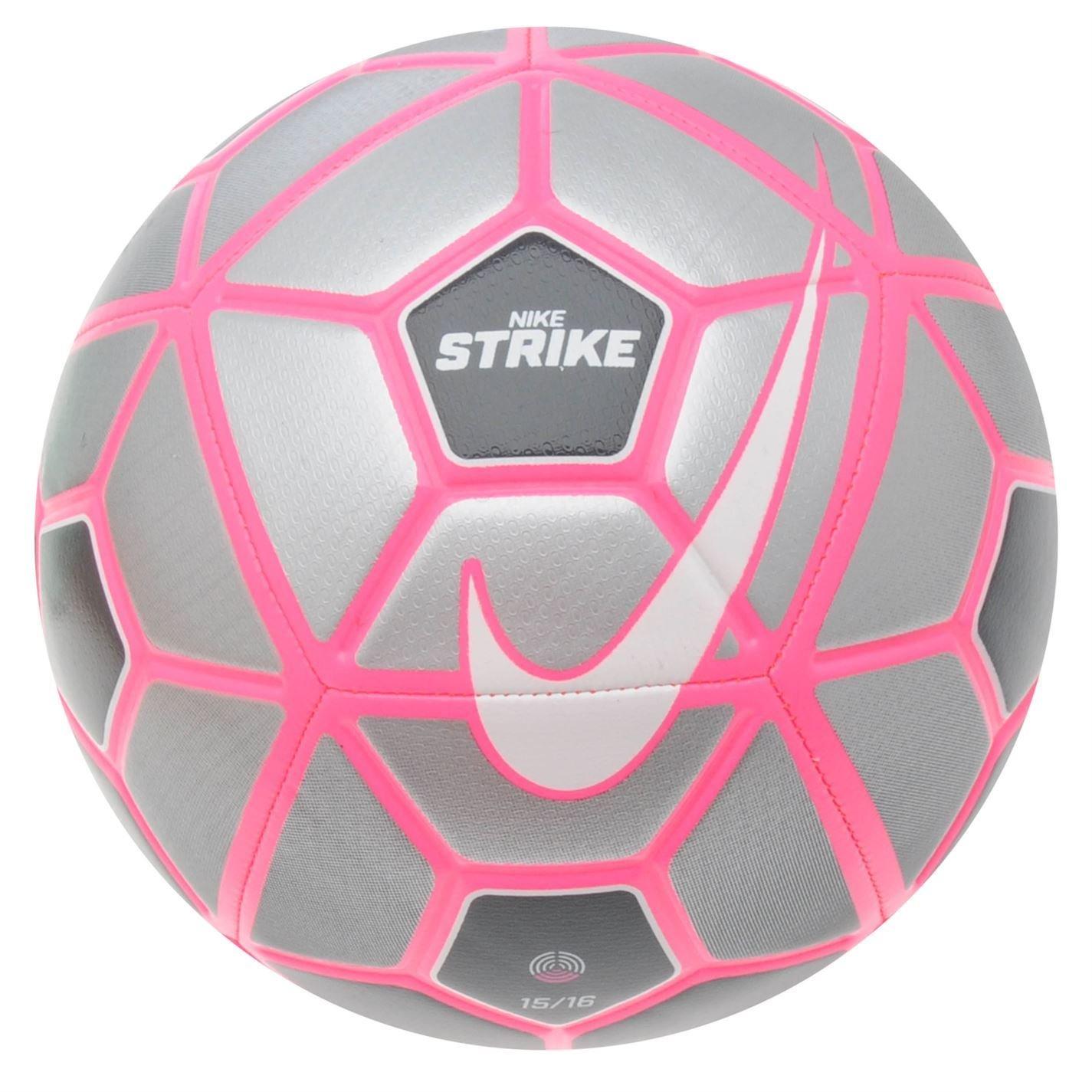 Nike Strike fútbol lobo gris/negro/rosa balón de fútbol, talla 3 ...