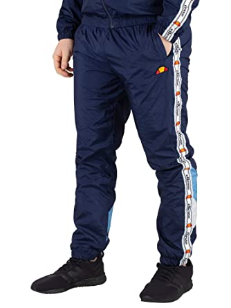 bonne texture enfant différents types de ellesse Men's Avico Track Joggers, Blue at Amazon Men's ...