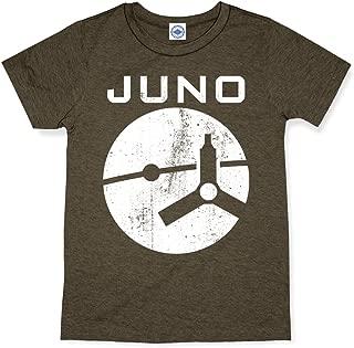product image for Hank Player U.S.A. NASA Juno Mission Logo Men's T-Shirt