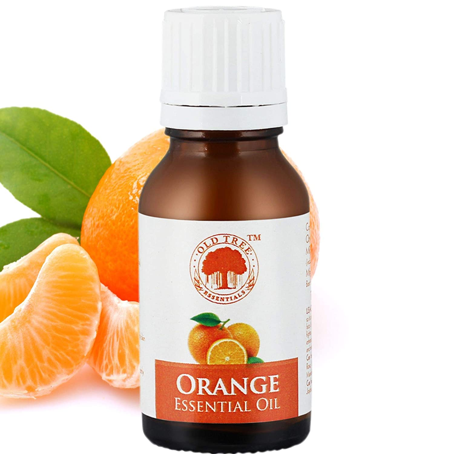 Old Tree Orange Essential Oil