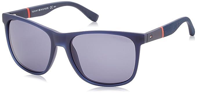 Tommy Hilfiger TH 1281/S KU 6Z1 56, Gafas de Sol para Hombre,