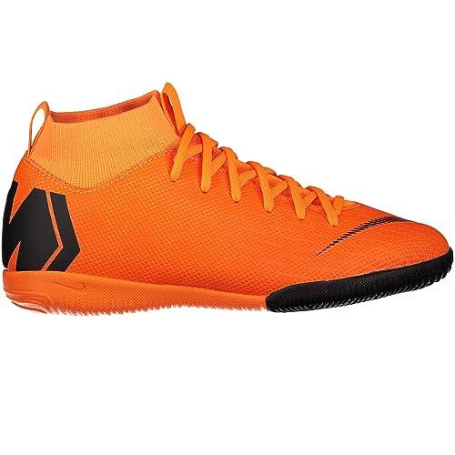 d4071f903 Nike Jr SuperflyX 6 Academy GS IC - Orange  Amazon.ca  Shoes   Handbags