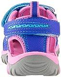 Oakiwear Rock Creek Sandals, Sunset Purple, Size 7T