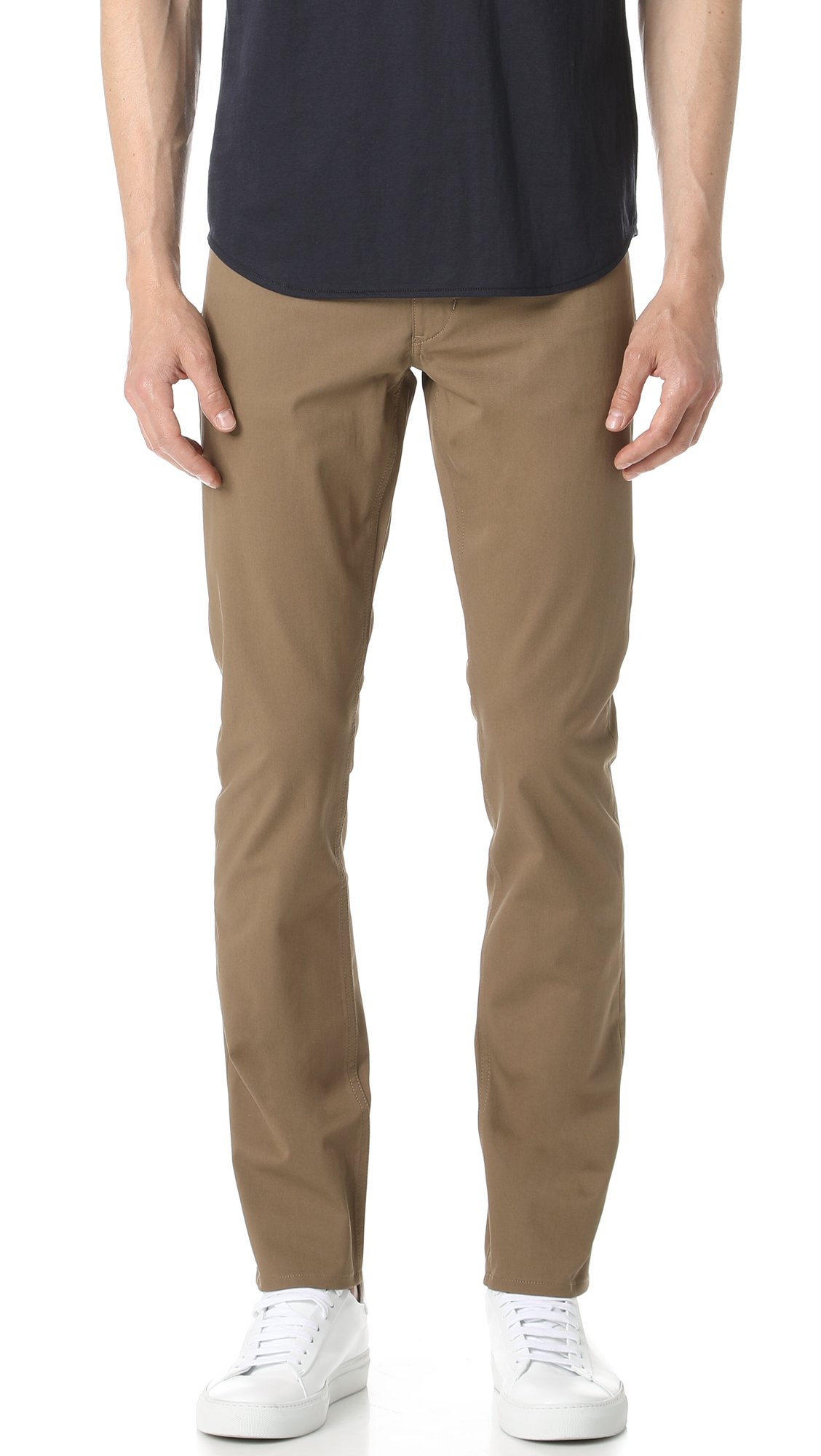 Theory Men's New 5 Pocket Slim Fitting Haydin Writer Pant, Brae, 34