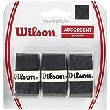 Wilson Advantage Tennis Racquet Over Grip (Pack of 3)