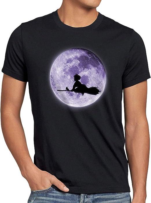 style3 Kikis Delivery Camiseta para Hombre T-Shirt entregas a ...