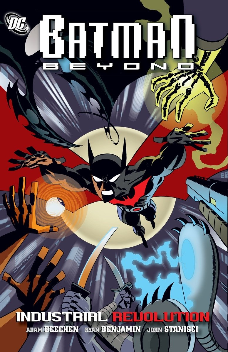 Batman Beyond: Industrial Revolution by DC Comics