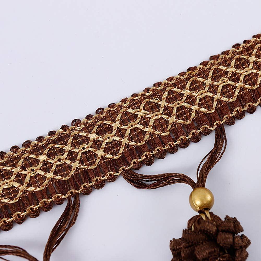 Hongma 2 Yards Rubans Dentelle Lace Trim Ribbon DIY Couture Accessoire #1