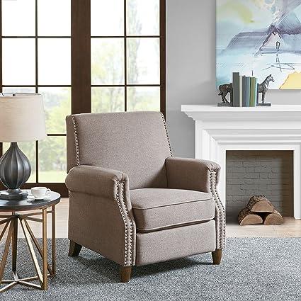 Amazon.com: Madison Park MP103-0698 Julian Recliner Chair ...
