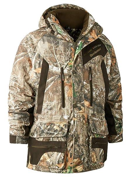 Deerhunter Muflon 5820 46 Edge Camouflage Tarnung - Chaqueta Larga, 58