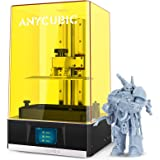 """ANYCUBIC Photon Mono X Resin 3D Printer, Large LCD UV Photocuring Fast Printing with 8.9"""" 4K Monochrome Screen, Matrix UV LED"""