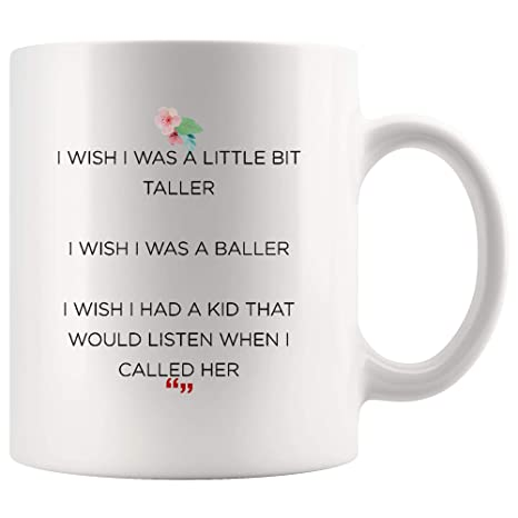 Amazoncom Best Mom Mug Mother Coffee Cup Wish Taller