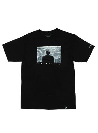 d474bf49ba563 Primitive Apparel Tombstone T-Shirt Black  Amazon.co.uk  Clothing