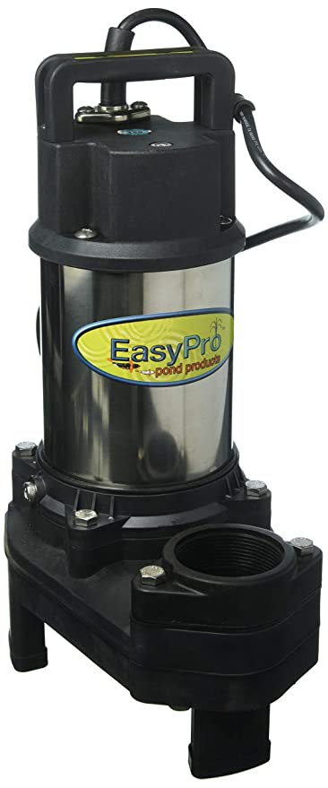 Easy Pro TH150 Easy Pro Stainless Steel Submersible Pump, 3100-GPH