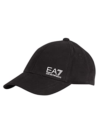 941d808f80d Image Unavailable. Image not available for. Color  Emporio Armani Ea7  Women s Emporio Ea7 Train Core Baseball Cap One Size Black