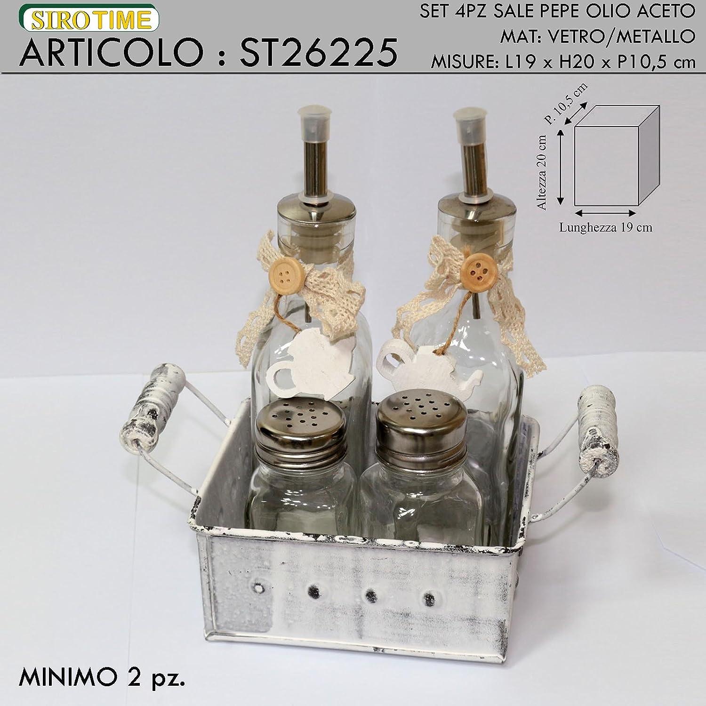 Siro Time Portaspezie, Taglia Unica, Siro Time S.R.L. ST26225