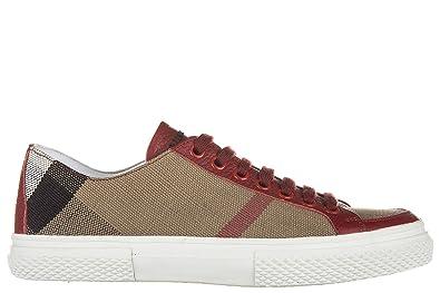 Damenschuhe Schuhe Sneakers Burberry Damen Turnschuhe qUVzMpSG
