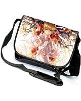 YOYOSHome Anime Noragami Cosplay Messenger Bag Shoulder Bag Handbag Crossbody Backpack School Bag