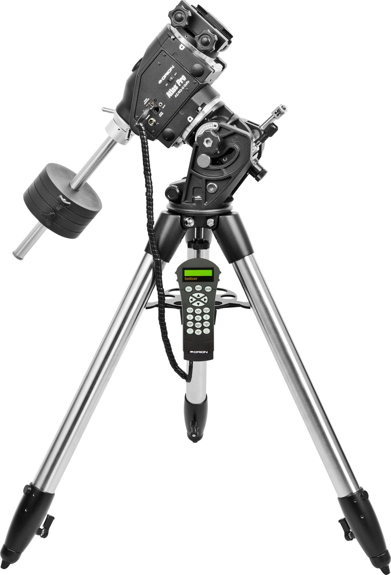 Orion 10010 Atlas Pro AZ/EQ-G Computerized GoTo Telescope Mount by Orion