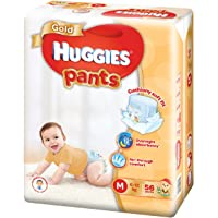 Huggies Gold Medium Pants, 56ct