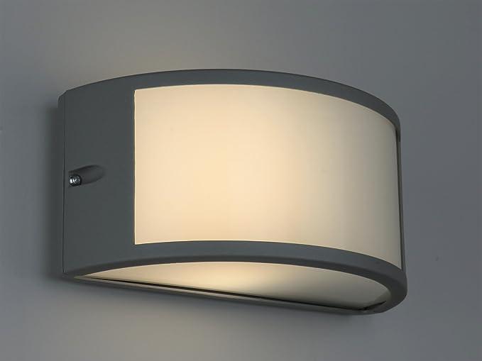 Plafoniere Da Muro Moderne : Applique lampada da parete per esterno moderno illuminazione