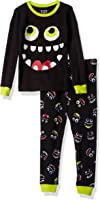 The Children's Place Boys' New 2-piece Cotton Pajama Set (pack Of 2)
