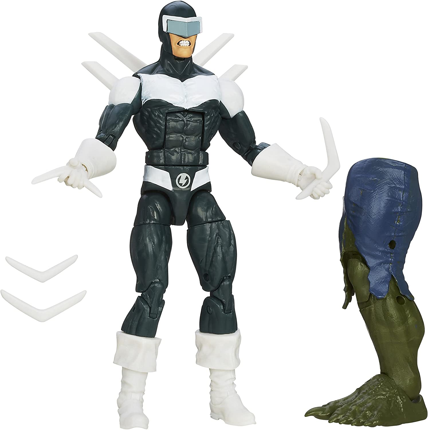 Marvel The Amazing Spider-Man 2 Marvel Legends Infinite Series Deadliest Foes Action Figure Boomerang, 6 Inches: Amazon.es: Juguetes y juegos