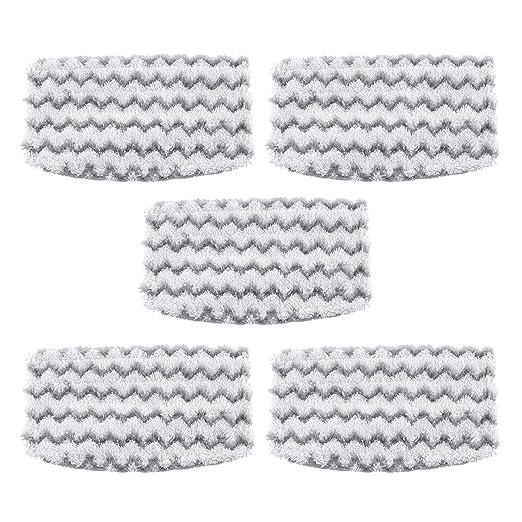 REFURBISHHOUSE - Almohadillas de Repuesto para mopa de Vapor para ...