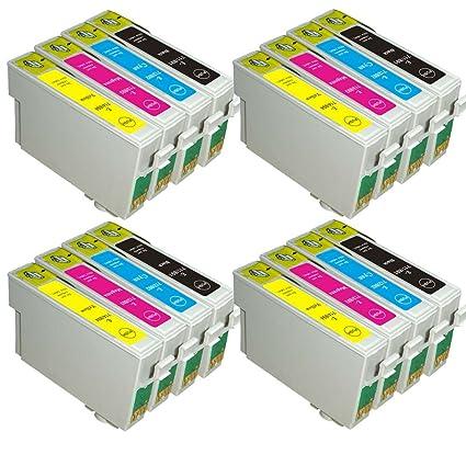 AA + tintas cartuchos de tinta compatibles Reemplazo Para ...