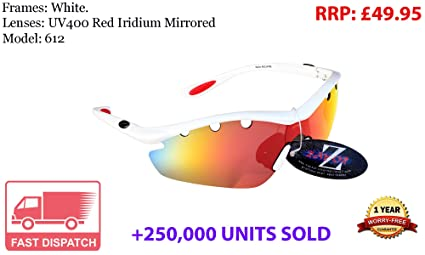 Gafas de sol para la nieve RayZor, 100 % protección UV400, con ...
