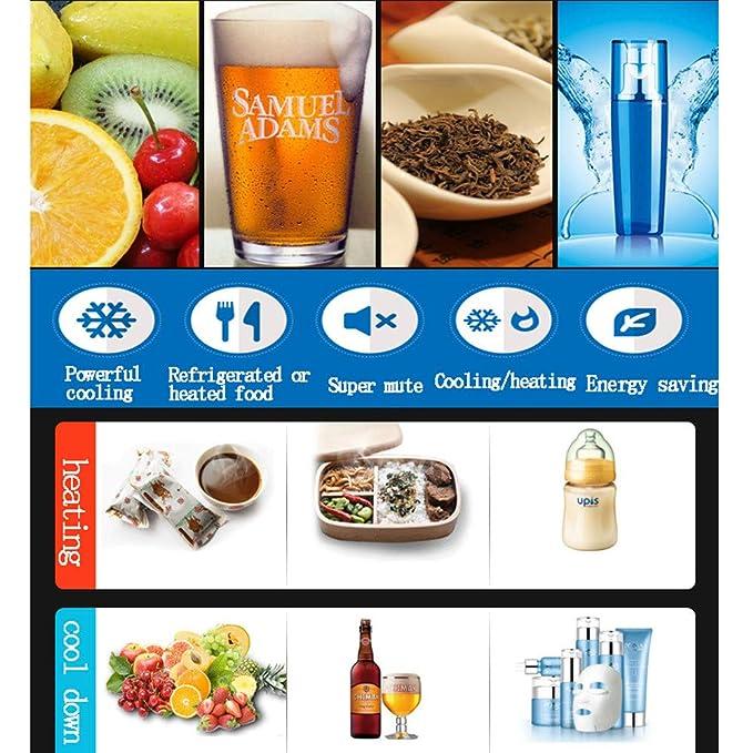 Rong Refrigerador Portátil, Refrigerador/Calentador Portátil para ...