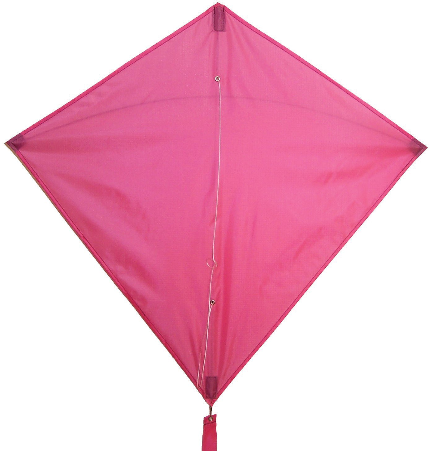 In the Breeze Pink Diamond Kite, 30-Inch, 30 Inch Diamond Kite by In the Breeze