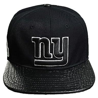 hot sale online d6ddf 6f64c ... clearance pro standard mens nfl new york giants logo buckle back hat  black 9abbc 19f76