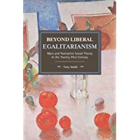 Beyond Liberal Egalitarianism: Marx and Normative Social Theory in the Twenty-First Century: 142