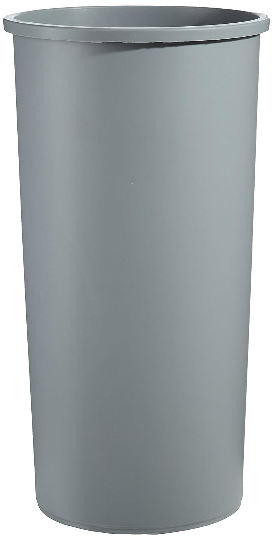 Rubbermaid FG354600 Gray 22 Gallon Untouchable Round Container