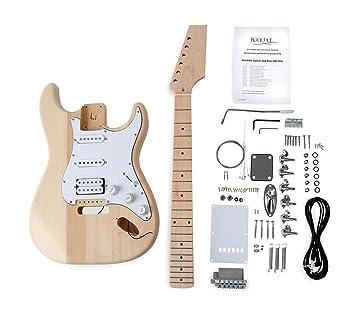 Kit de guitarra eléctrica Rocktile PST-Style