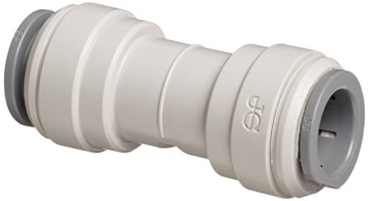 Pack of 10 1//2 Tube OD John Guest Acetal Copolymer Tube Fitting Union Tee