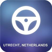 Utrecht, Holanda GPS