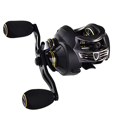 best rated baitcasting reel