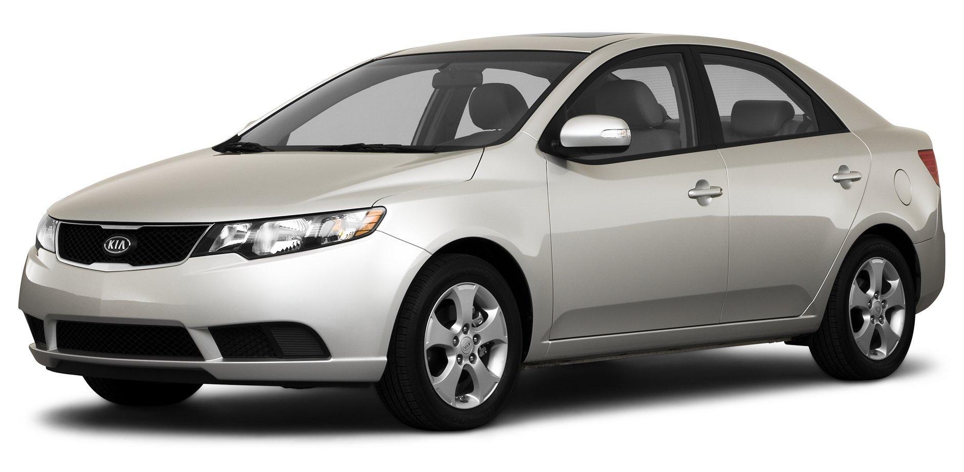 2010 Kia Forte EX, 4 Door Sedan Automatic Transmission ...