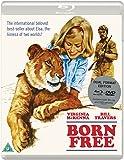 Born Free (1966) Dual Format (Blu-ray & DVD)